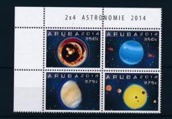 Aruba 2014 Astronomie NVPH 766-69