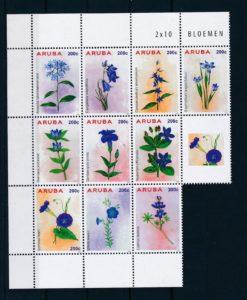 Aruba 2015 Bloemen NVPH 793-02
