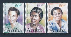 Aruba 1996 Beroemde vrouwen NVPH 182-84