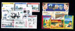 Aruba 2002 Complete jaargang postzegels postfris