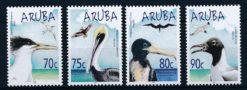 Aruba 2004 Watervogels NVPH 316-19