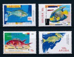 Aruba 2004 Arubaanse vissen NVPH 320-23