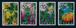 Aruba 1995 Arubaanse groenten NVPH 160-63