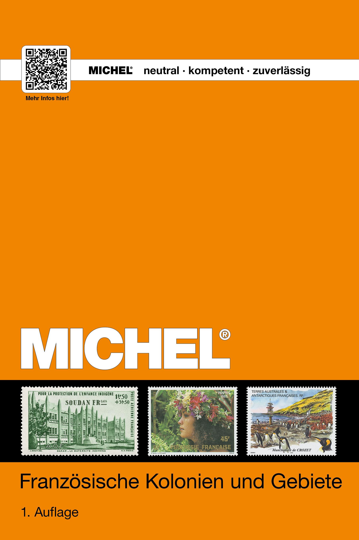 Michel Postzegelcatalogus Franse Kolonien en gebieden