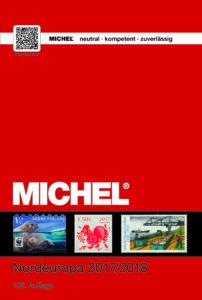 Michel Catalogus Noord Europa 2017 EK5