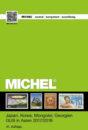 Michel Catalogus Overzee Japan Korea Mongolie GOS Azie Band UK9/2