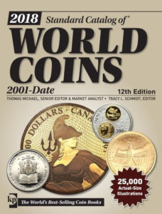 Krause wereld muntencatalogus 21e eeuw 2018