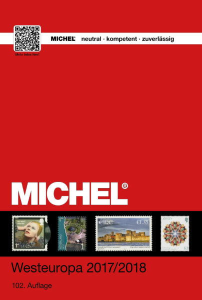 Michel Catalogus West Europa 2017-2018 Band EK6 1