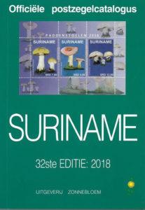 Zonnebloem catalogus Suriname 2018