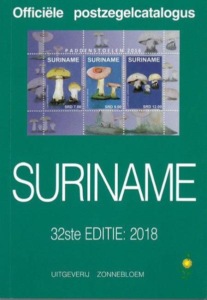 Zonnebloem catalogus Suriname 2018 1