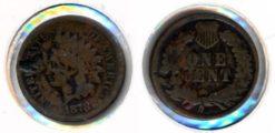 Verenigde Staten 1878 - 1 cent