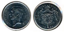 Belgie 1931 - 20 Frank - 4 Belga