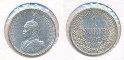 Duits-Oost-Afrika - 1 Rupie