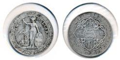 Groot-Brittannie 1911 - Trade Dollar