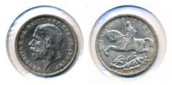 Groot-Brittannie 1935 - 1 Crown