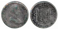 Bolivia 1823 - 2 Reales