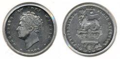Groot-Brittannie 1826 - 1 Shilling
