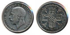 Groot-Brittannie 1931 - 1 Florin