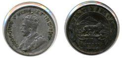 Oost-Afrika 1922 - 1 Shilling