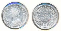 Brits-India 1883 - 2 Annas