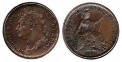 Verenigd Koninkrijk 1826 - 1 Farthing