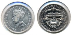 Australie 1927 - 1 Florin George V