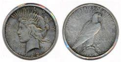 Verenigde Staten 1922 - 1 Dollar