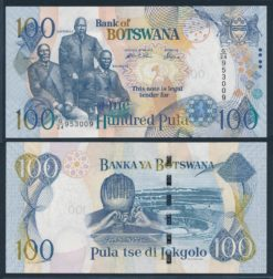 Botswana 2004 100 Pula bankbiljet UNC Pick 29a