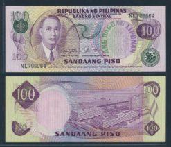 Filipijnen ND 1978 100 Piso bankbiljet UNC Pick 164c