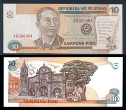 Filipijnen 1995 10 Piso bankbiljet UNC Pick 181