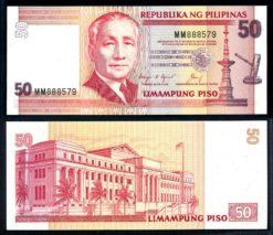 Filipijnen 1995 50 Piso bankbiljet UNC Pick 183a