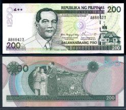 Filipijnen 2002 200 Piso bankbiljet UNC Pick 195a