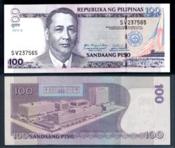 Filipijnen 2010A 100 Piso bankbiljet UNC Pick 194d