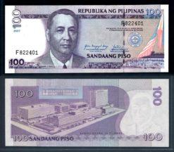 Filipijnen 2007 100 Piso bankbiljet UNC Pick 194b