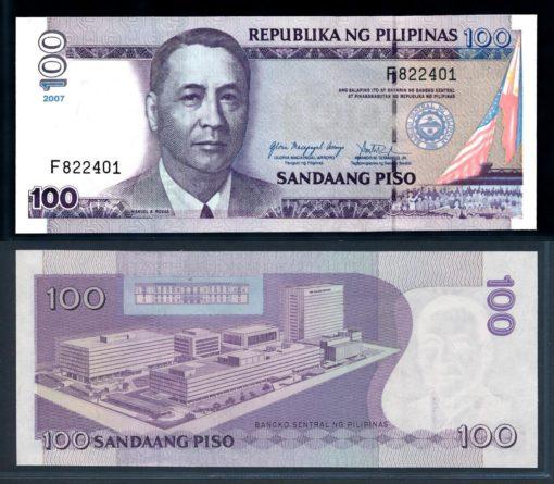 Filipijnen 2007 100 Piso bankbiljet UNC Pick 194b 1