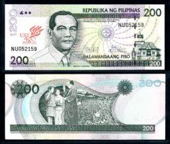 Filipijnen 2011 200 Piso bankbiljet UNC Pick 195c