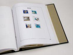 DAVO Luxe inhoud Zwitserland Dienstzegels 1918 - 2055