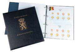 DAVO Luxe munten album Euro Albert II 1999 - 2010