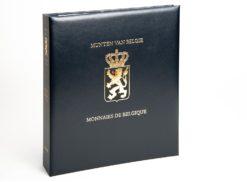 DAVO Luxe band munten album II Albert I, Leopold III, Prins Karel