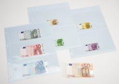 DAVO Bladen met mappen voor 7 euro biljetten