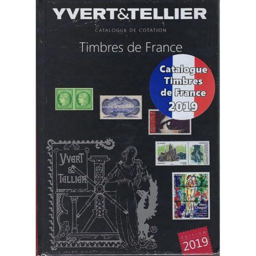 yvert france 2019 vz