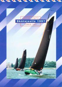 Nederland 1997 Themamapje Skutsjesile Zomer