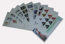 Nederland 1985 Complete Jaargang Eerste Dag Enveloppen