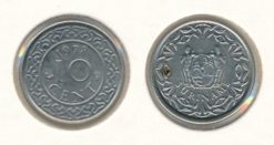 Republiek Suriname 1978 10 Cent