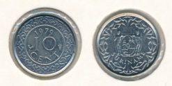 Republiek Suriname 1979 10 Cent