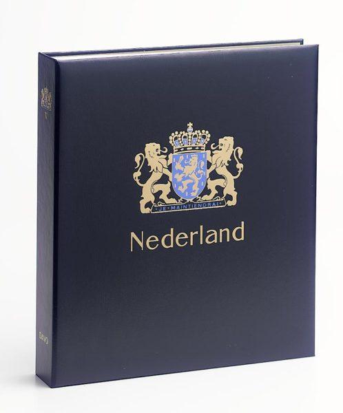 DAVO Luxe postzegelalbum Nederland III 1970-1989 - tweedehands -  1