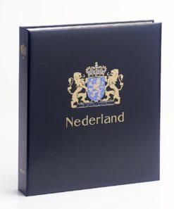 DAVO Luxe postzegelalbum Nederland IV 1990-1999 - tweedehands -
