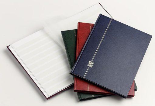 Insteekboek witte bladen 8 bladen 16 bladzijden - tweedehands -  1