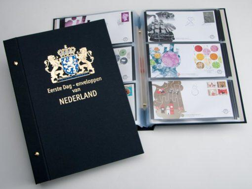 DAVO Standaard album FDC - tweedehands -  1