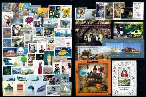 Oostenrijk 2013 Complete jaargang  postfris 1